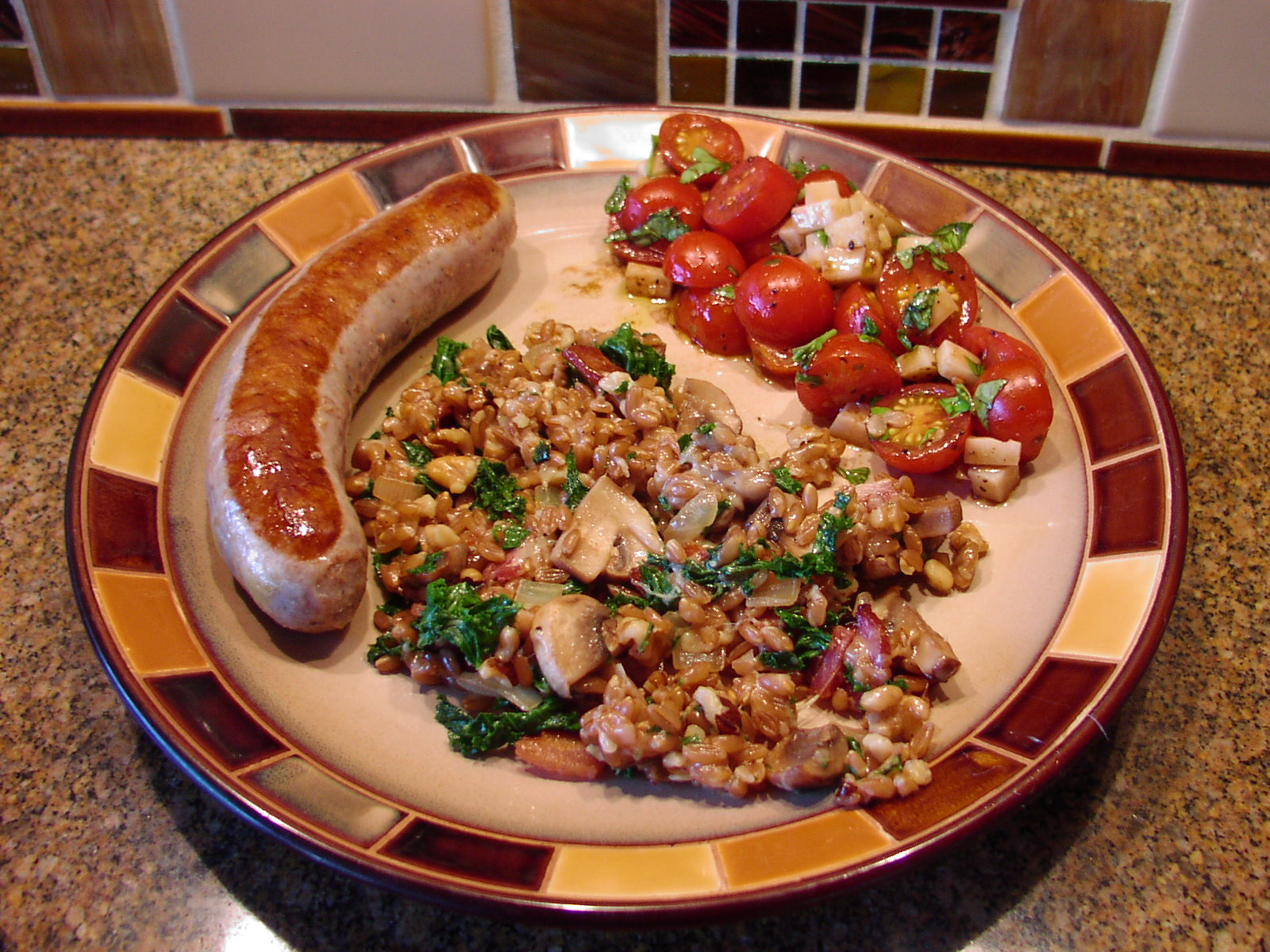 how to cook emmer farro